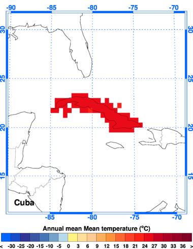 cuba climate diagram climgen cuba climate observations  climgen cuba climate observations